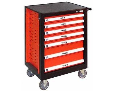 Tủ đựng đồ nghề 7 ngăn Yato YT-09140