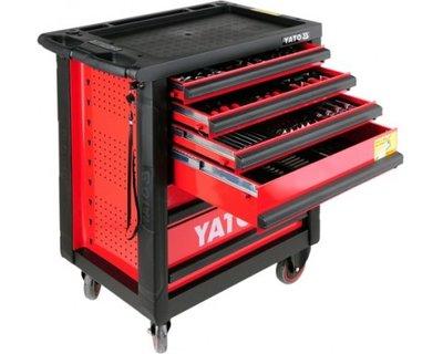 Tủ đồ nghề 7 ngăn YATO YT-55296