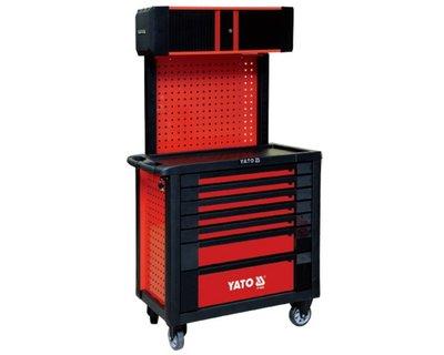 Tủ đựng đồ nghề 7 ngăn YATO YT-09008