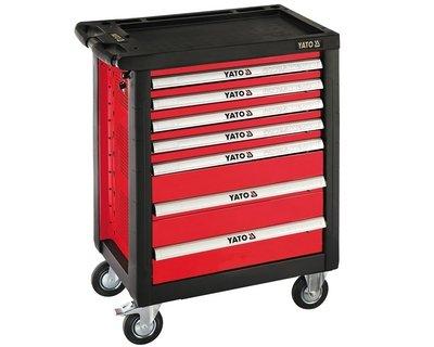 Tủ đựng đồ nghề 7 ngăn YATO YT-0903