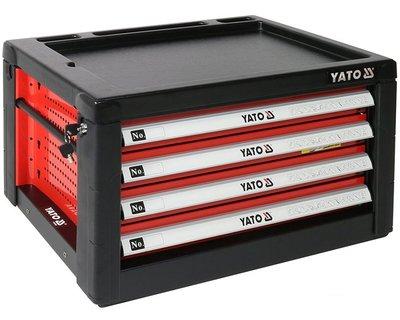 Tủ đựng đồ nghề 4 ngăn YATO YT-09152