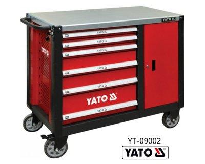 Tủ đựng đồ nghề 6 ngăn YATO YT-09001