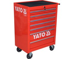 Tủ đựng đồ nghề 7 ngăn Yato YT-0914